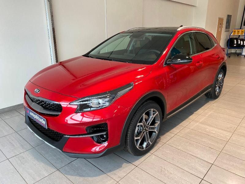 Kia XCeed 1.6 GDi 105ch + Plug-In 60.5ch Design DCT6 Rouge occasion à Chaumont