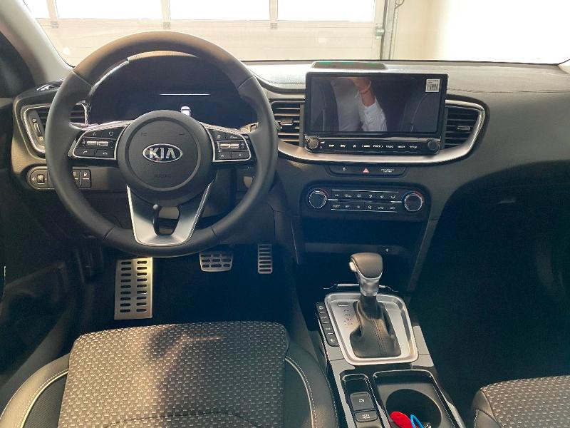 Kia XCeed 1.6 GDi 105ch + Plug-In 60.5ch Design DCT6 Rouge occasion à Chaumont - photo n°6