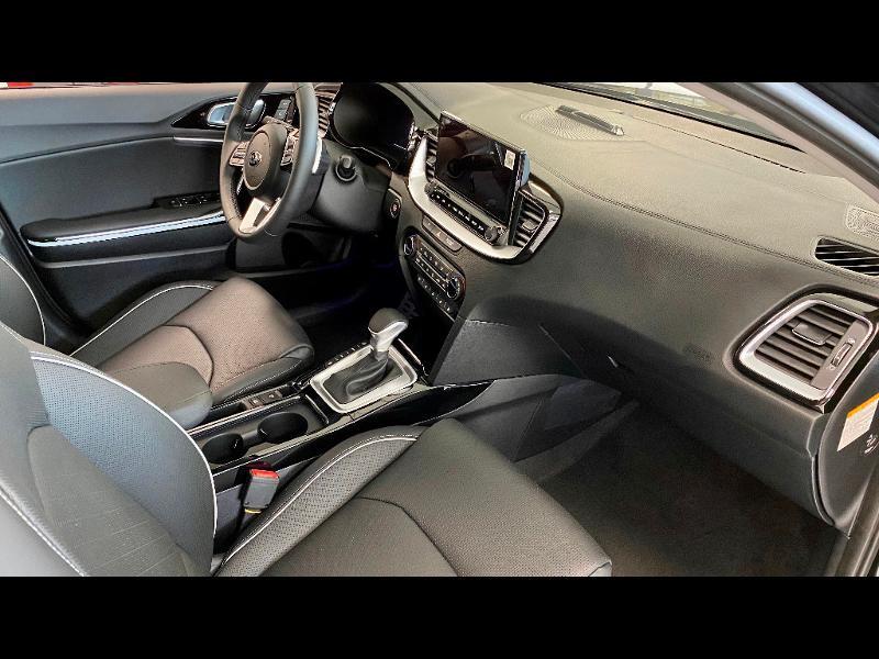Kia XCeed 1.6 GDi 105ch + Plug-In 60.5ch Premium DCT6 Noir occasion à Garges-lès-Gonesse - photo n°8