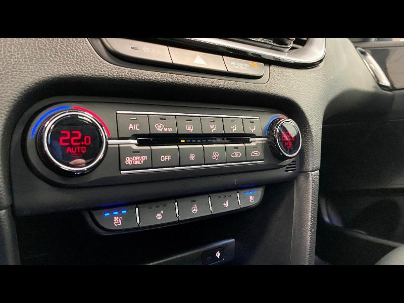 Kia XCeed 1.6 GDi 105ch + Plug-In 60.5ch Premium DCT6 Noir occasion à Garges-lès-Gonesse - photo n°15