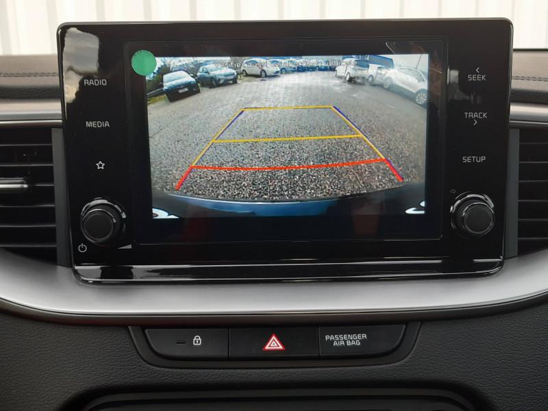 Kia XCeed XCeed 1.0l T-GDi 120 ch BVM6 ISG Motion 5p Noir occasion à Libourne - photo n°14