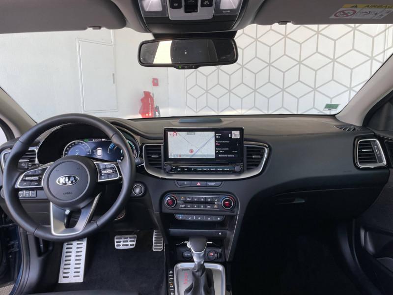 Kia XCeed XCeed 1.6 GDi 105 ch ISG/ Electrique 60.5ch DCT6 Premium 5p Noir occasion à Bruges - photo n°5