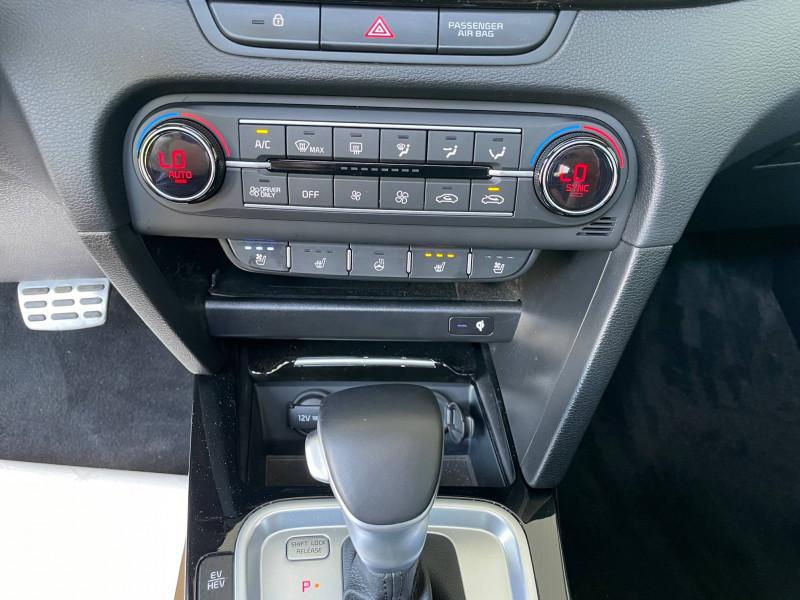 Kia XCeed XCeed 1.6 GDi 105 ch ISG/ Electrique 60.5ch DCT6 Premium 5p Noir occasion à Bruges - photo n°9