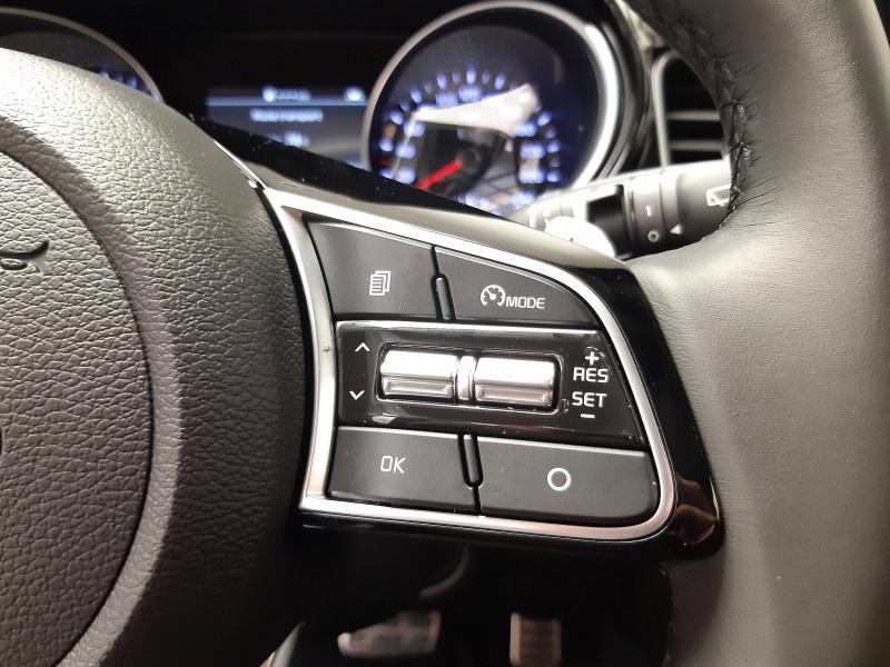 Kia XCeed XCeed 1.6l CRDi 115 ch DCT7 ISG Active 5p Gris occasion à Saint-Laurent-des-Vignes - photo n°10