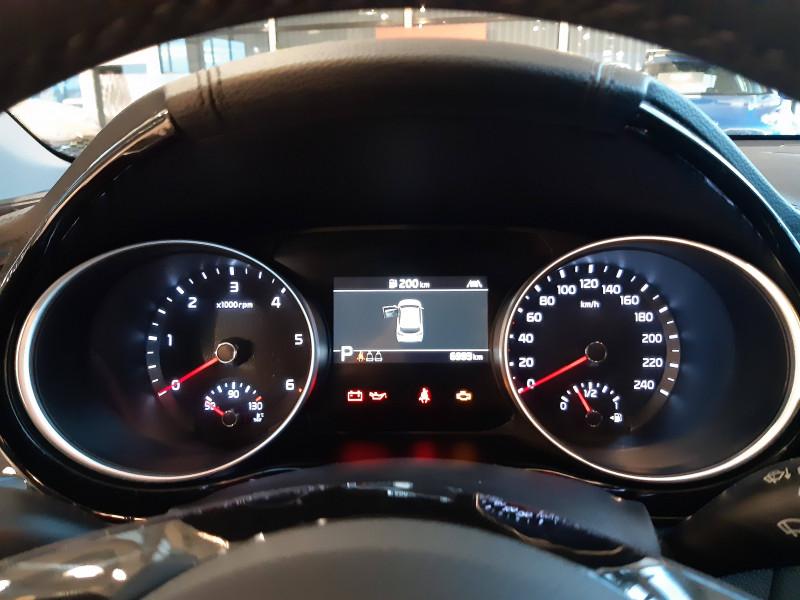 Kia XCeed XCeed 1.6l CRDi 115 ch DCT7 ISG Active 5p Gris occasion à Saint-Laurent-des-Vignes - photo n°8