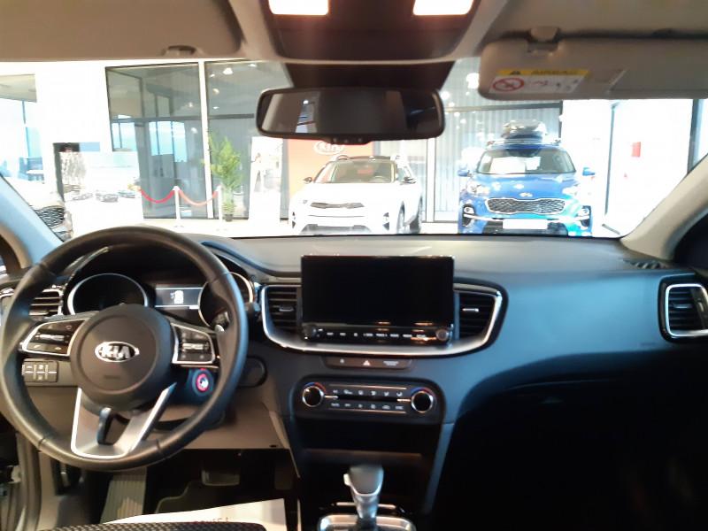 Kia XCeed XCeed 1.6l CRDi 115 ch DCT7 ISG Active 5p Gris occasion à Saint-Laurent-des-Vignes - photo n°5