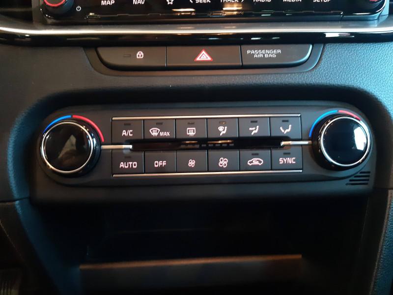 Kia XCeed XCeed 1.6l CRDi 115 ch DCT7 ISG Active 5p Gris occasion à Saint-Laurent-des-Vignes - photo n°11