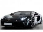 Lamborghini Aventador 6.5 V12 LP700 Noir à BEAUPUY 31