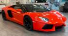 Lamborghini Aventador LP 700-4 Orange à Mudaison 34