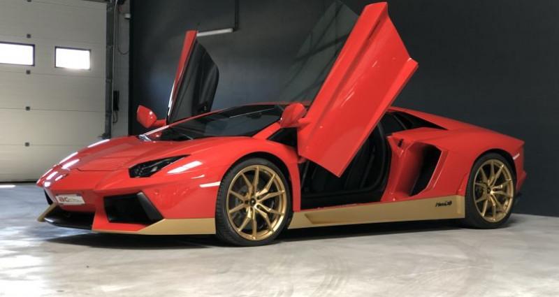 Lamborghini Aventador Miura Hommage  occasion à Eguilles