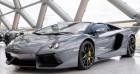 Lamborghini Aventador spider pot akrapovic Gris à Remich L-