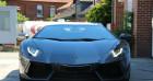 Lamborghini Aventador Spyder LP 700-4 Gris à Boulogne-Billancourt 92