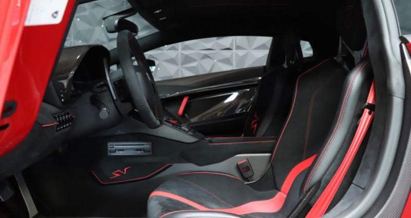 Lamborghini Aventador SV LP 750-4  occasion à CHAVILLE - photo n°6
