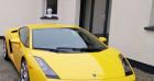 Lamborghini gallardo 10 500ch 4 roues motrices Jaune à LA BAULE 44