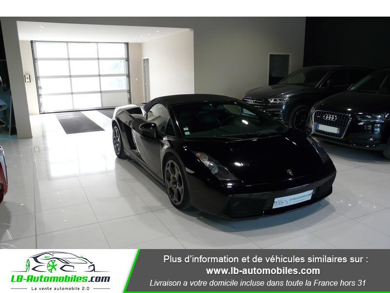 Lamborghini gallardo 5.0 V10 520 E-GEAR  occasion à Beaupuy - photo n°10