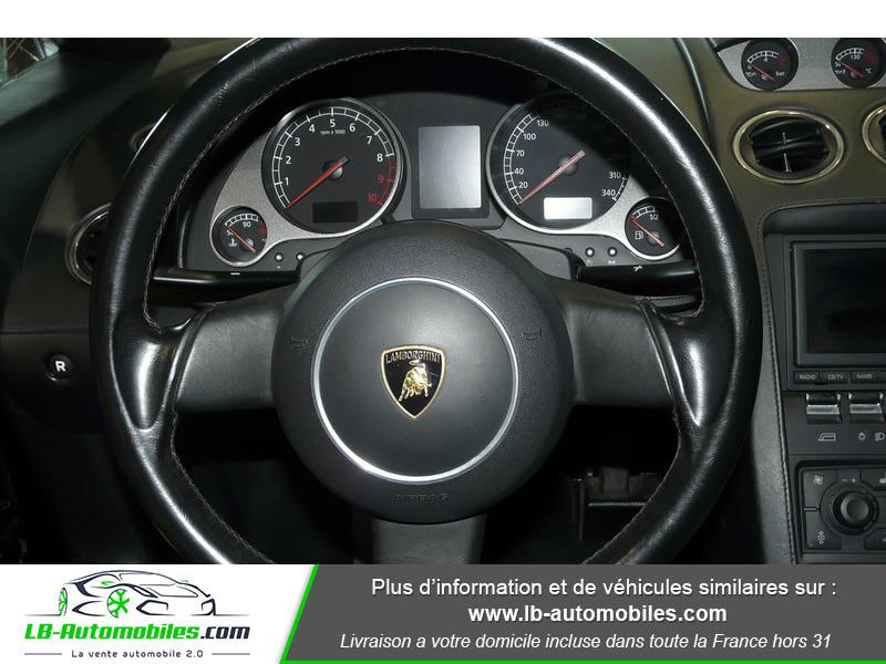 Lamborghini gallardo 5.0 V10 520 E-GEAR  occasion à Beaupuy - photo n°17