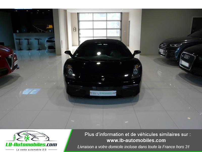 Lamborghini gallardo 5.0 V10 520 E-GEAR  occasion à Beaupuy - photo n°9