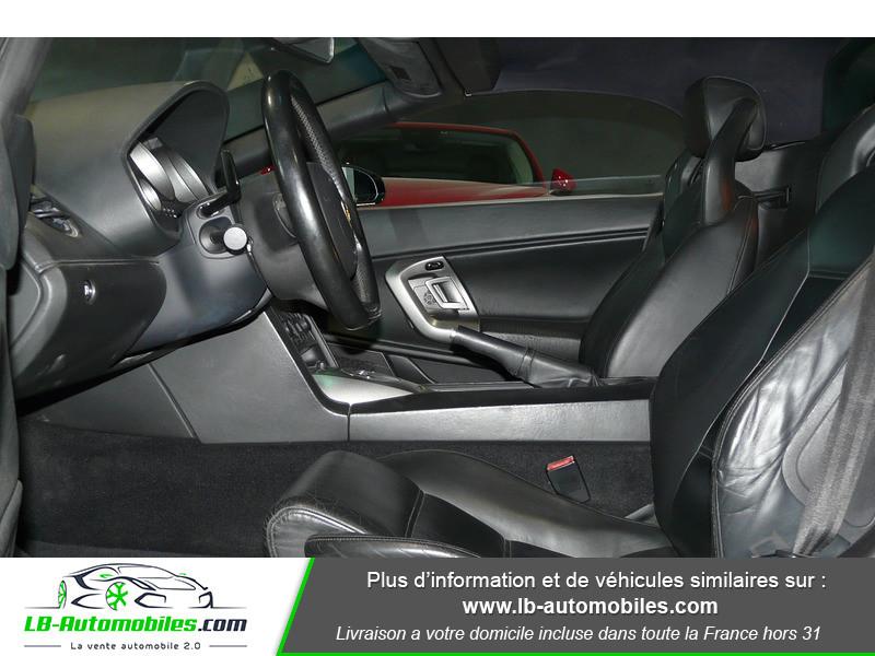 Lamborghini gallardo 5.0 V10 520 E-GEAR  occasion à Beaupuy - photo n°4