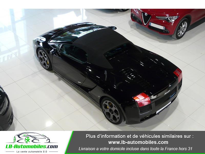 Lamborghini gallardo 5.0 V10 520 E-GEAR  occasion à Beaupuy - photo n°13