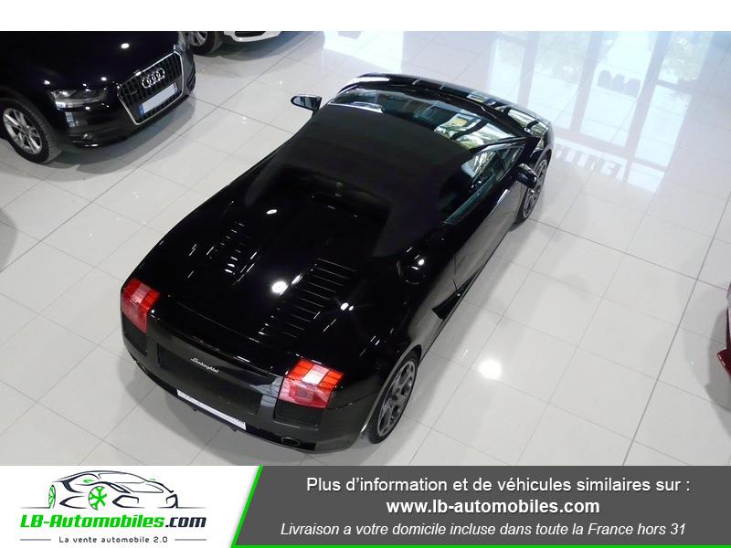 Lamborghini gallardo 5.0 V10 520 E-GEAR  occasion à Beaupuy - photo n°14