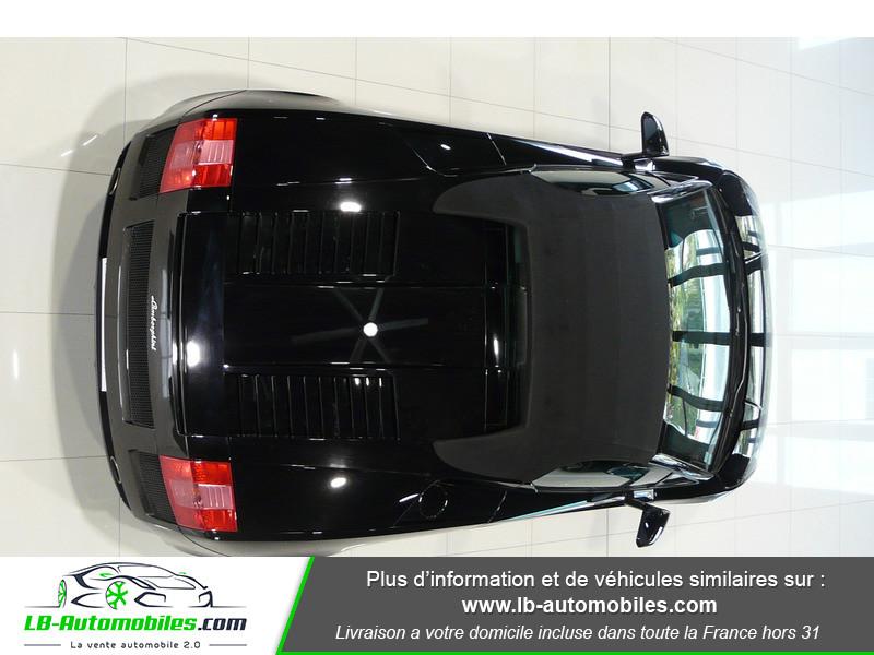 Lamborghini gallardo 5.0 V10 520 E-GEAR  occasion à Beaupuy - photo n°8