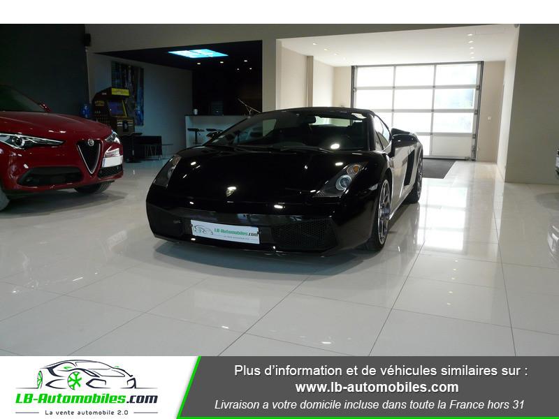 Lamborghini gallardo 5.0 V10 520 E-GEAR  occasion à Beaupuy