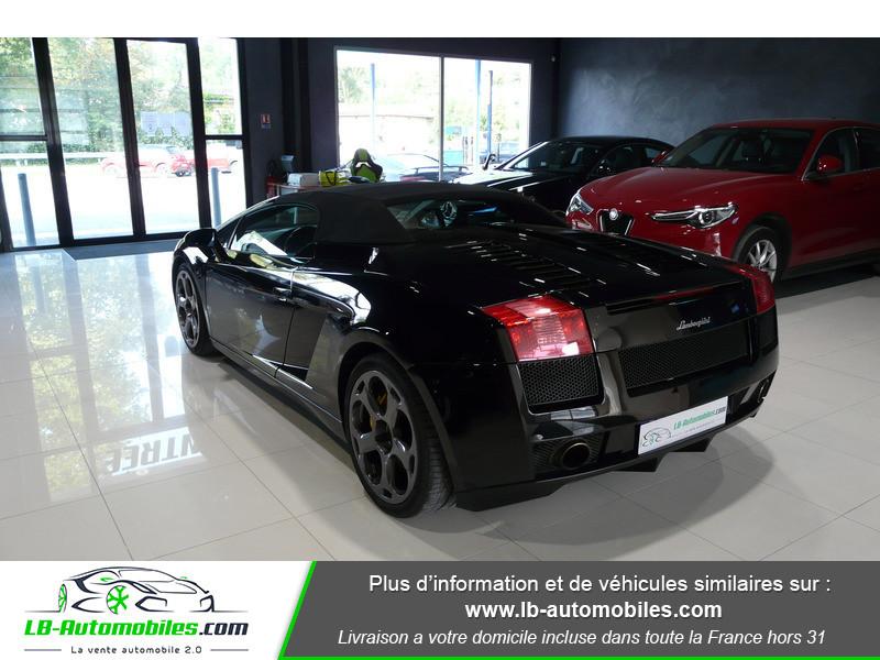 Lamborghini gallardo 5.0 V10 520 E-GEAR  occasion à Beaupuy - photo n°12