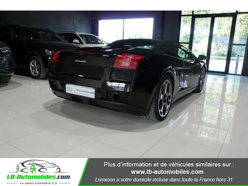 Lamborghini gallardo 5.0 V10 520 E-GEAR  occasion à Beaupuy - photo n°3