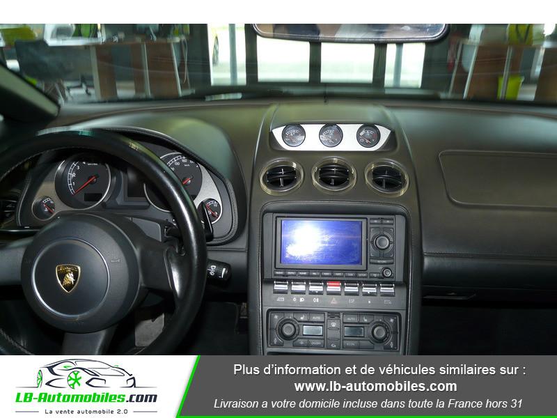 Lamborghini gallardo 5.0 V10 520 E-GEAR  occasion à Beaupuy - photo n°2
