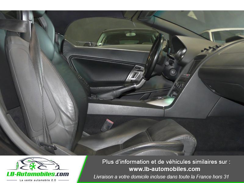 Lamborghini gallardo 5.0 V10 520 E-GEAR  occasion à Beaupuy - photo n°6