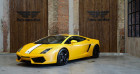Lamborghini gallardo 5.2i LP550-2 E-gear Valentino Balbone-1 of 250! Or 2010 - annonce de voiture en vente sur Auto Sélection.com