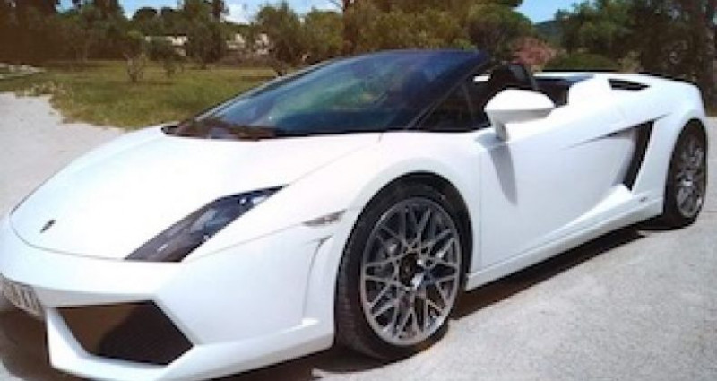 Lamborghini gallardo LP560 2011  occasion à SAINT MARCEL LES VALENCE