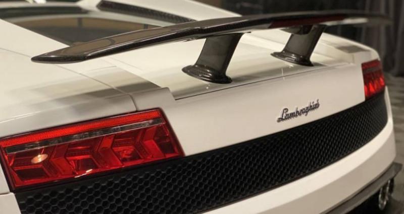 Lamborghini gallardo LP560 Pack Performance carbone -  occasion à GUERANDE - photo n°6