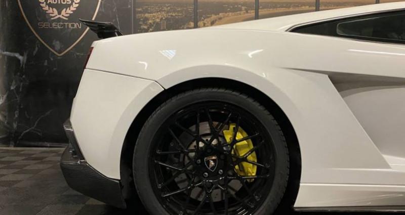 Lamborghini gallardo LP560 Pack Performance carbone -  occasion à GUERANDE - photo n°4