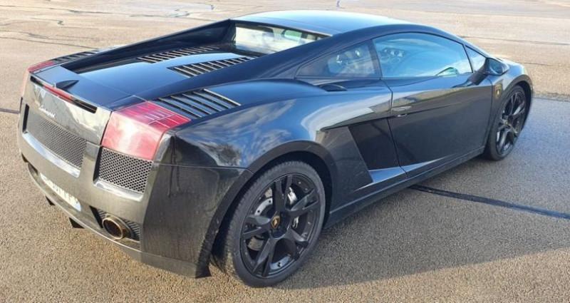 Lamborghini gallardo Nera 180/185 Noir occasion à Darois - photo n°5
