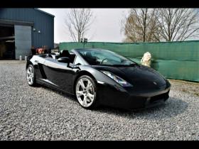 Lamborghini gallardo Noir, garage PRESTIGE AUTOMOBILE à BEAUPUY