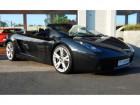 Lamborghini gallardo Spyder 5.0 V10 520 ch Noir à BEAUPUY 31