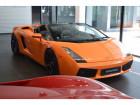Lamborghini gallardo Spyder 5.0 V10 520 ch Orange à BEAUPUY 31