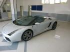 Lamborghini gallardo Spyder 5.0 V10 520 ch Gris à BEAUPUY 31