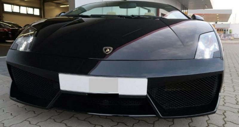 Lamborghini gallardo SPYDER LP560-4 E-GEAR Noir occasion à Saint Patrice