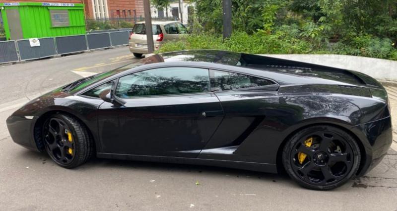 Lamborghini gallardo V10 5.0 Noir occasion à VERTOU - photo n°2