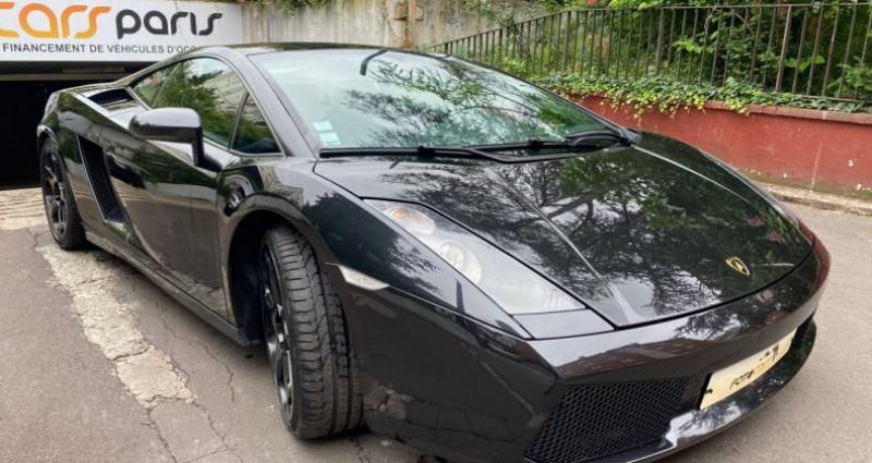 Lamborghini gallardo V10 5.0 Noir occasion à VERTOU - photo n°7