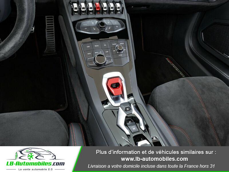 Lamborghini Huracan 5.2 V10 LP610-4 Rouge occasion à Beaupuy - photo n°8