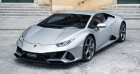 Lamborghini Huracan Evo *Blue details*  à PARIS 75