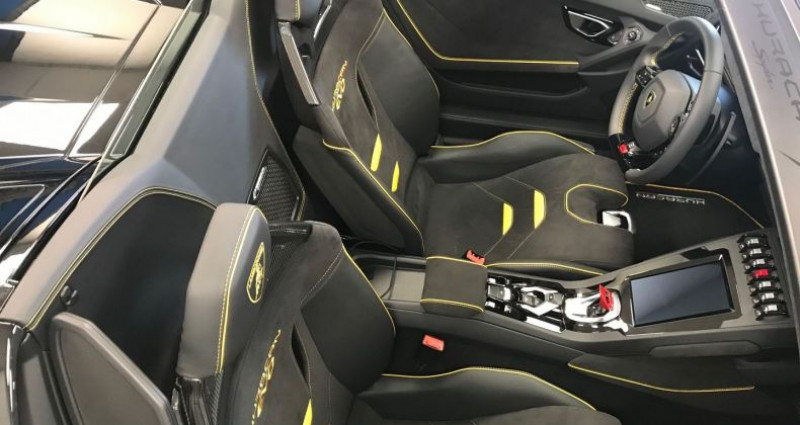 Lamborghini Huracan LP 640-4 EVO  occasion à Montgeron - photo n°4