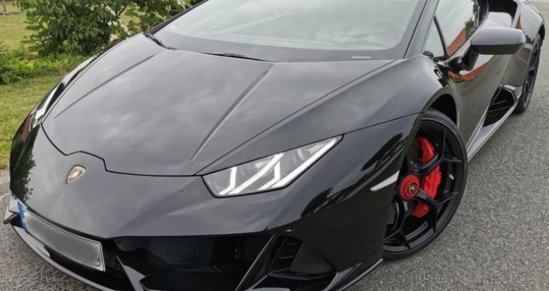 Lamborghini Huracan LP640-4 EVO  occasion à RIVESALTES - photo n°2