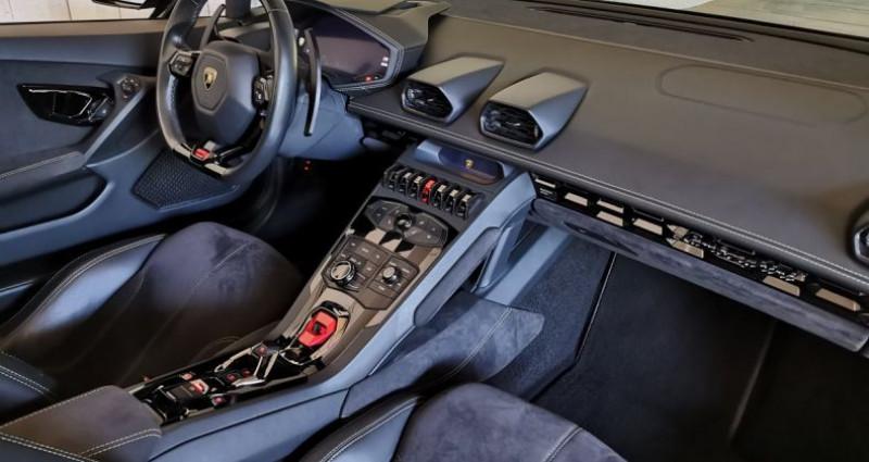 Lamborghini Huracan SPYDER LP 610-4 (TVA)  occasion à Charentilly - photo n°6