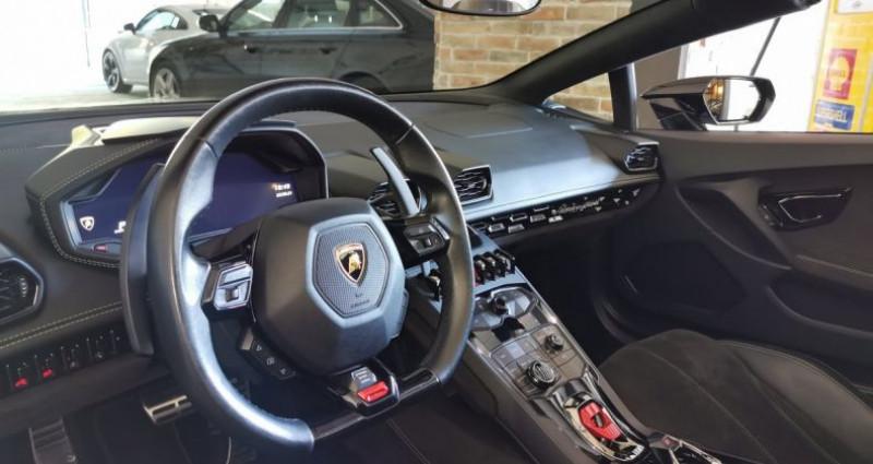 Lamborghini Huracan SPYDER LP 610-4 (TVA)  occasion à Charentilly - photo n°5