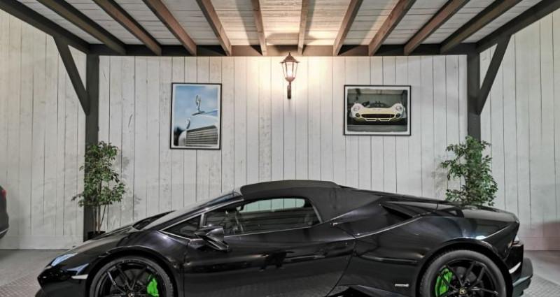 Lamborghini Huracan SPYDER LP 610-4 (TVA)  occasion à Charentilly