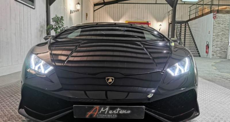 Lamborghini Huracan SPYDER LP 610-4 (TVA)  occasion à Charentilly - photo n°3